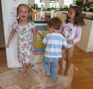 bubblewrap fun