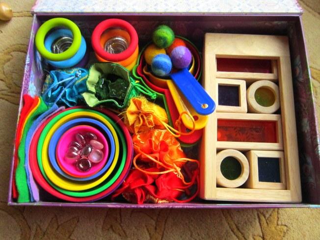 Rainbow Box