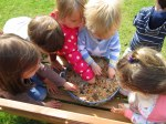 Sensory Play is More than Mess